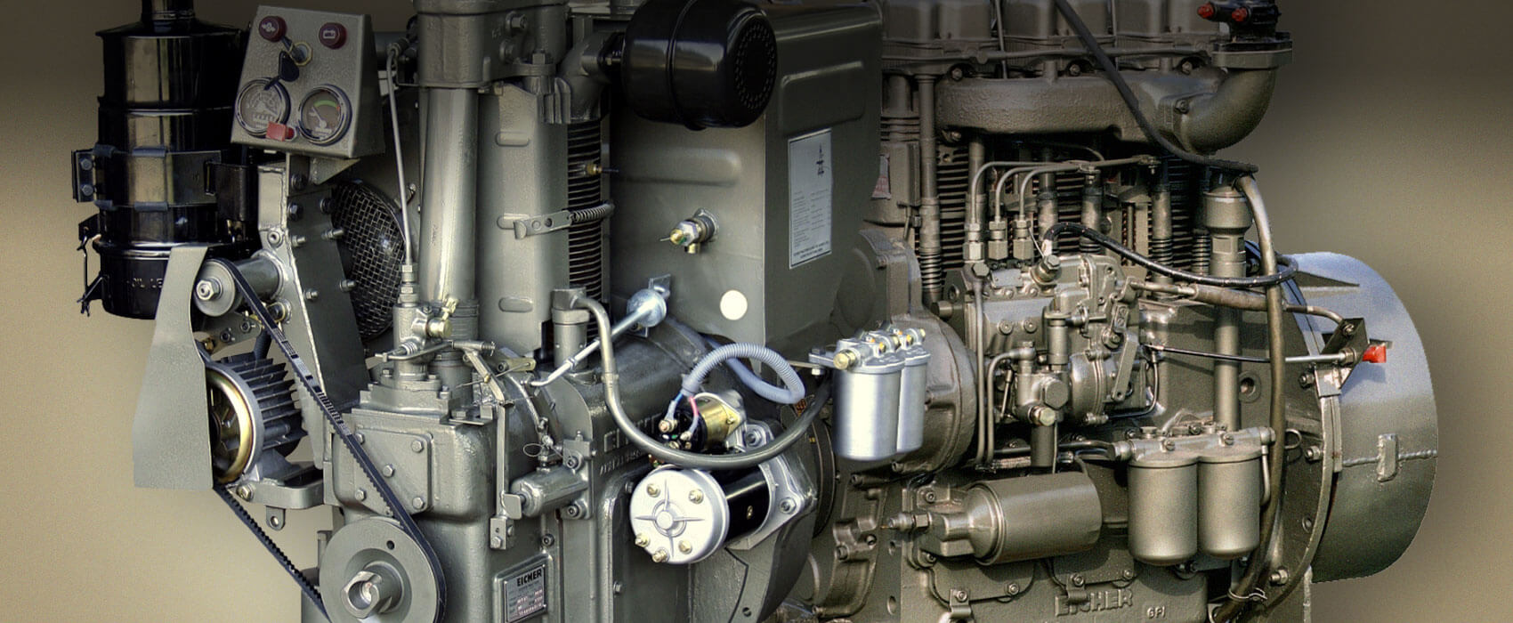Eicher engines